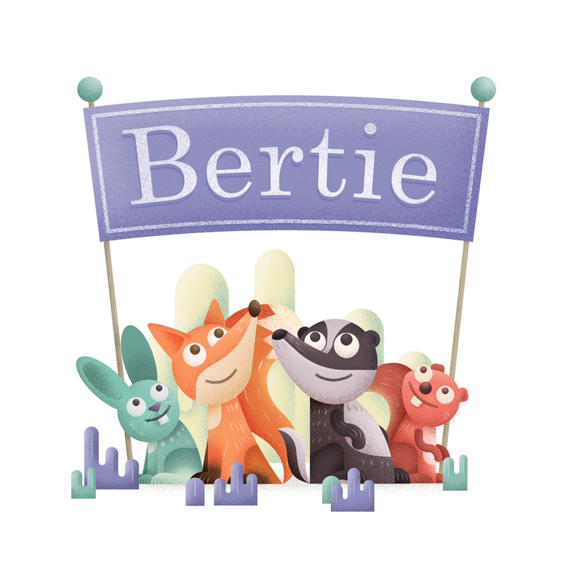 For Bertie